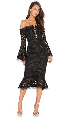 Shop for NICHOLAS Botanical Lace Dress in Black at REVOLVE. Free 2-3 day shipping and returns, 30 day price match guarantee.