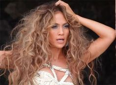jlo natural curls