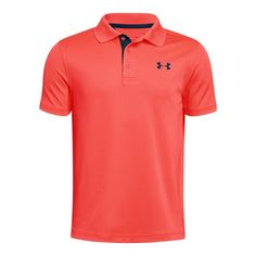 Under Armour Boys' UA Performance Polo Polo Shirts With Pockets, Under Armour, Polo Ralph Lauren, Short Sleeves, Boys, Mens Tops, Outfits, Shopping, Ua