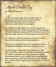 Poem About Hospice | View full size
