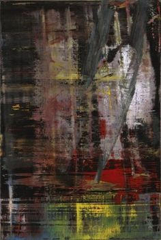 Gerhard Richter. Woods (6). 2005
