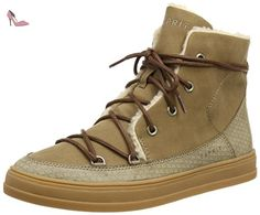 Sidney, Sneakers Basses Femme, Beige (241 Taupe), 38 EUEsprit