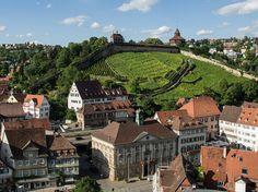 Ausbildung bei Stadt Esslingen machen
