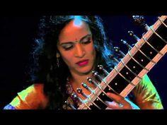 ▶ Anoushka Shankar - sitar - 4 - Raga Flamenco - YouTube