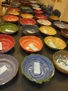 Empty bowls project. - Empty Bowls is an international grassroots effort to fight hunger.