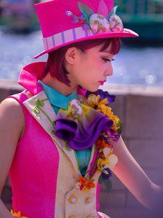 Carnival Festival, Disneyland, Harajuku, Captain Hat, Dancer, Kawaii, Image, Style, Soldiers