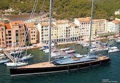 S/Y Vertigo: 220 ft of beauty - built by Alloy Yachts