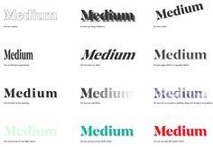 Logos and Brand Guidelines – Designing Medium