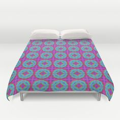 Amish Lifesavers Duvet Cover by Peter Gross - $99.00