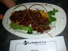 Churrasco Tips @ La Fondita de Leo,  Bayamón