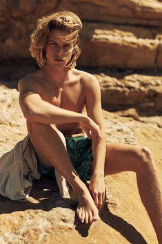 Imagine yourself at the beach. Beachwear, Bikinis, Swimwear, Guys, Men, Fictional Characters, Collection, Shopping, Fashion