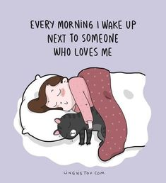 Relatable Cat Comics For Feline Owners & Appreciators - Memebase - Funny Memes I Love Cats, Cute Cats, Funny Cats, Adorable Kittens, Crazy Cat Lady, Crazy Cats, Image Chat, Cat Comics, Funny Comics