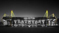 Signal Iduna Park Borussia Dortmund Wallpaper