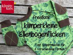klimperklein: FreeBook II: Klimperkleine Ellenbogenflicken