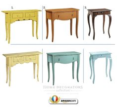 French Provence Painted Furniture