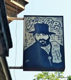 """Restaurant """"Chez Papa"""" - 14ème Ardt Paris"""