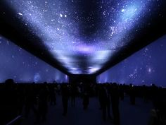 2011 Vertu Constellation Launch Shanghai by Perry Cheng, via Behance Interactive Installation, Video Installation, Stage Design, Event Design, Theatre Design, Projection Mapping, Design Museum, Experiential, Nature