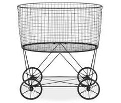 22 Best Laundry Basket On Wheels Images Laundry Basket