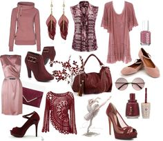 """""""wine and roses"""" by irishizzz on Polyvore"""