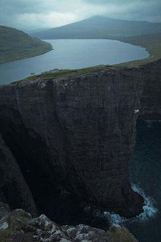 Faroe Island, between Norway and Iceland