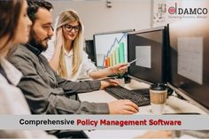 Damco offers an all-in-one insurance policy management software for businesses of all sizes. The smart solution integrates seamlessly with the existing technologies and offers room for growth.