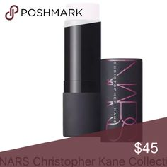 NARS x Christopher Kane•Matte Multiple•Exclusive Brand: NARS x Christopher Kane  Color: Violet Atom Size: Full Product Description: L/E! NARS Christopher Kane Collection: Illuminating matte Multiple! Fan fav product in an illuminating formula. This multi-tasker does it all: lip, cheek, or eye color! Very vibrant or low key sheer. Use dry for high impact color/ wet to melt into your cheeks with a smooth, sheer finish •• Photos: Actual product always featured, some Sephora/ULTA/etc may be…