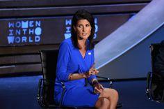 http://www.zimbio.com/photos/Nikki Haley/Eighth Annual Women World Summit/KHPcA_NeBaW