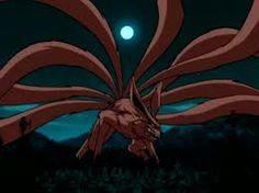 Kurama (Nine Tailed Demon Fox)  Jinchuriki = Naruto Uzamaki
