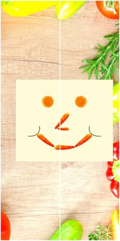 #Abstract #smile face made of #carrots on a white background. The eyes are made of carrot slices. Useful for #food blog posts, #banner labels. #stockphotography #stock #image