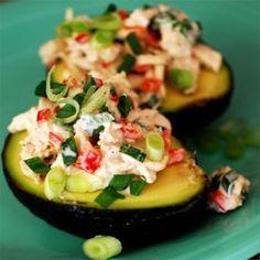 Avocado and Tuna Tapas - Allrecipes.com