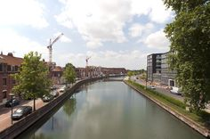 Area. Housing Danon Lille by KAAN Architecten. Pic @svd_fotografie