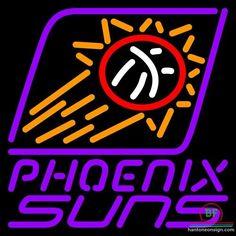Phoenix Suns Neon Sign NBA Teams Neon Light