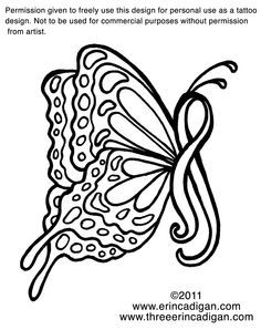 breast cancer coloring pages | Breast Cancer Awareness Month – free tattoo designs ...