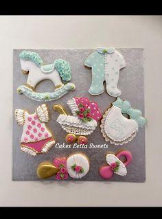 Baby shower cookies Baby Shower Cookies