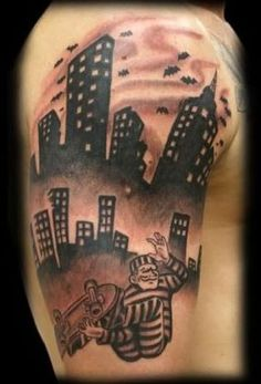 30 best construction tattoo ideas images on pinterest tattoo ideas skyline tattoos get new tattoos for 2016 2017 designs and ideas malvernweather Image collections