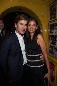 Jean-Christophe Laizeau & Alexandra Dubourg