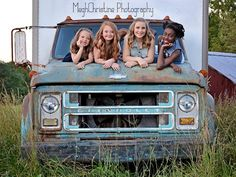 Birthday Party idea!  For my daughters 9th Bday I hired a makeup artist a photographer to come out and they had a real photo shoot. They loved it, and I got to give all the mothers great shots of their girls!