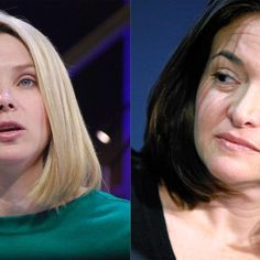 Facebook's Sheryl Sandberg and Yahoo's Marissa Mayer have received intense criticism for their policies and opinions. Is nitpicking the root of the problem?