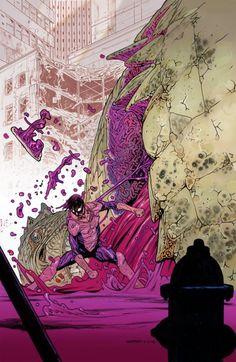 Comic Illustrations by James Harren | Cuded