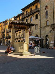 Piazza Grande da una diversa angolatura, #Arezzo - #Tuscany #Italy