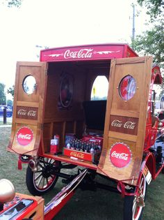 Coke truck FOLLOW THIS BOARD FOR GREAT COKE OR ANY OF OUR OTHER COCA COLA BOARDS. WE HAVE A FEW SEPERATED BY THINGS LIKE CANS, BOTTLES, ADS. AND MORE...CHECK 'EM OUT!! Anthony Contorno Sr