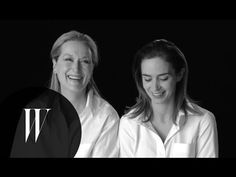 Meryl Streep and Emily Blunt Confess Their Crushes : The Into the Woods stars stars discuss the movies that make them laugh, cry, and fall in love. Meryl Streep and Emily Blunt wear their own clothes. Emily Blunt, Roy Scheider, Ron Burgundy, Screen Test, Will Ferrell, Tv Reviews, Child Actors, Meryl Streep, Celebrity Gossip