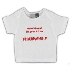 Kinder T-Shirt Wenn ich groß bin...