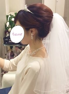 色んなスタイルに挑戦♡海外挙式の花嫁さま♡リハ編 |大人可愛いブライダルヘアメイク『tiamo』の結婚カタログ