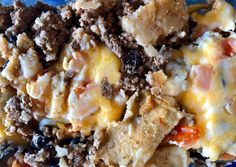 Recipe: Perfect Nacho casserole – isabellabistro.com Finger Food Appetizers, Easy Appetizer Recipes, Snack Recipes, Cooking Recipes, Party Food Buffet, Party Food Platters, Nacho Casserole, Casserole Recipes, How To Make Nachos