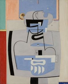 Le Corbusier Spirales Logarithmiques, 1929-1931 39 1/2 in x 31 3/4 in, Oil on canvas © 2009 Artists Rights Society (ARS), New York / ADAGP, Paris / FLC