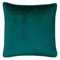 Buy Teal John Lewis & Partners Lustre Velvet Cushion from our Cushions range at John Lewis & Partners. Teal Cushions, Colourful Cushions, Velvet Cushions, Living Room Ideas 2019, Cushions Online, Teal Colors, New Room, John Lewis, Blue Grey