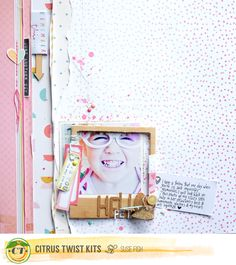 Citrus Twist August 2015 kit