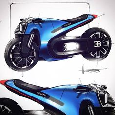 #Compilation of the #bugatticonceptbikechallenge launched and sponsored by #BikeDesignPro #bikedesignpro #design101trends introducing a design by @hostepm