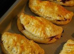 FORFAR BRIDIES! Delicious Scottish meat pies.